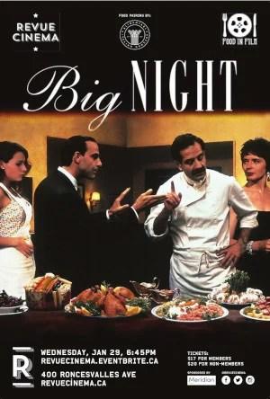 big night poster 2019