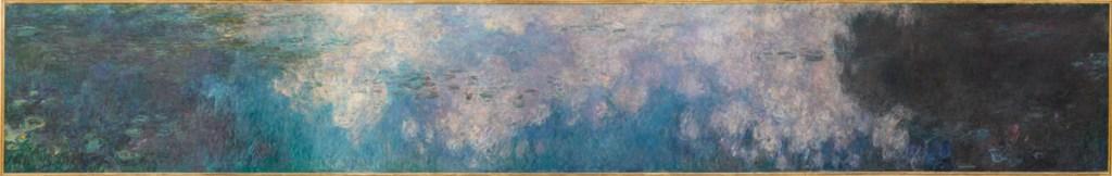Claude Monet, Les Nymphéas : Les Nuages