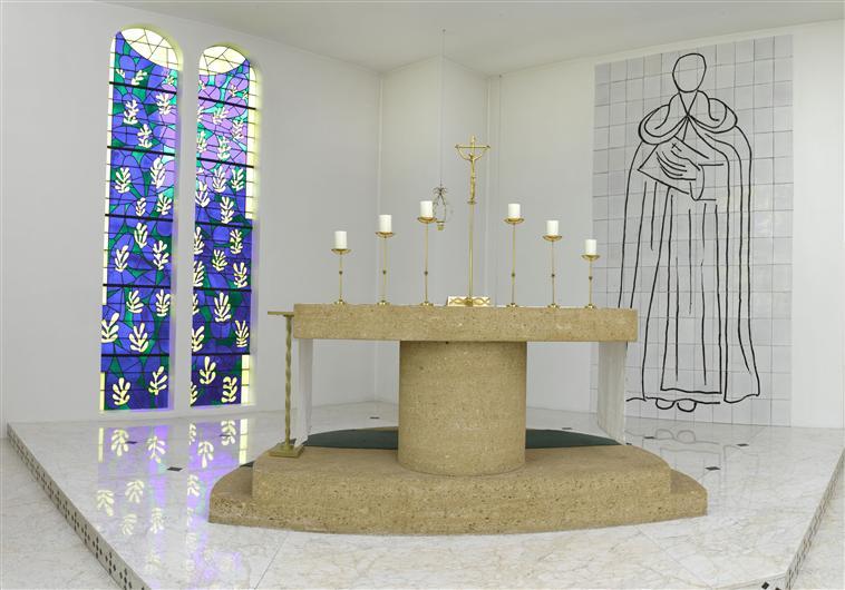 Henri Matisse, Chapelle de Vence