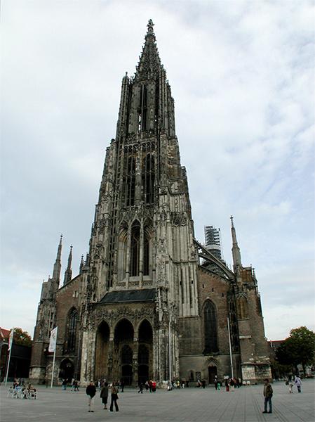 Église principale d'Ulm, Allemagne