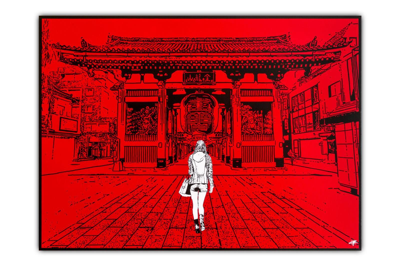 Cédric Fournier, amoureux du Japon revuedelatoile (04)