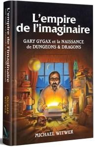 Couverture du livre L'Empire de l'imaginaire