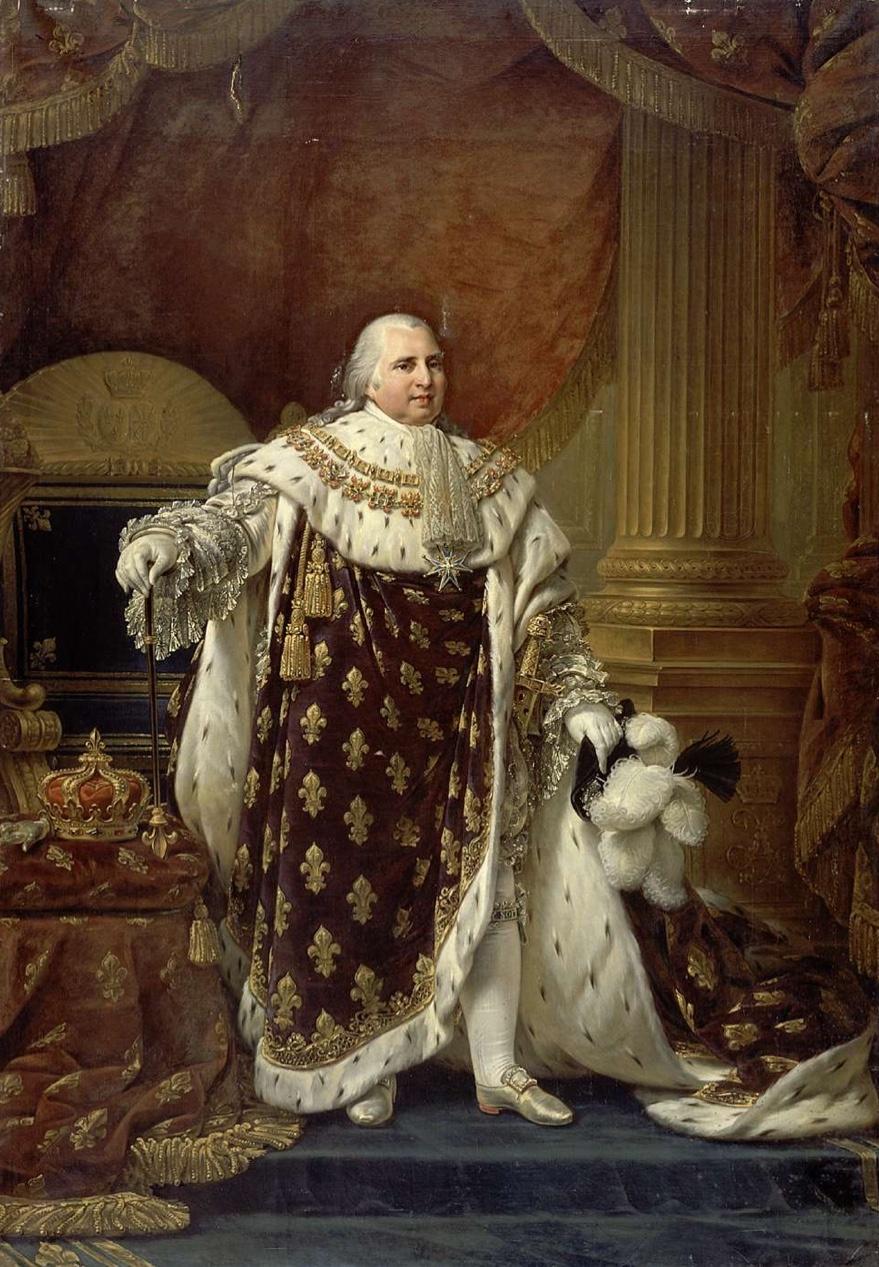 Règne de Louis XVIII