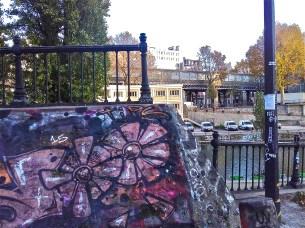 street art place jean jaurès paris