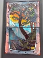 musée de la piscine, Roubaix, vitrail
