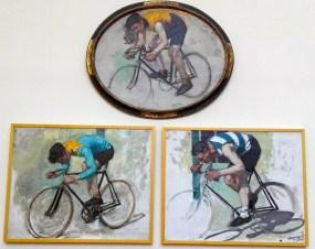 musée de la piscine, Paris Roubaix, course cycliste, tableaux