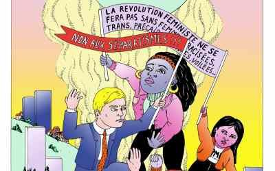 Pourquoi l'intersectionnalité fait-elle si peur ? — Grace Ly, Sarah Mazouz et Danièle Obono