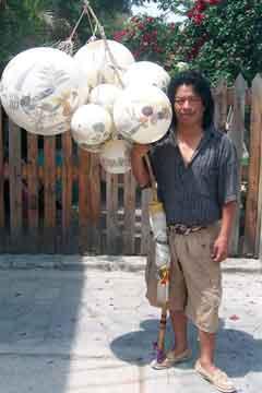 """Francisco Quiej calls himself """"Indio"""" by DWC"""