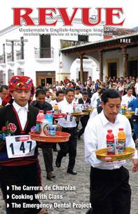 Carrera de Charolas (photo: Leonel Mijangos/enantigua.com)