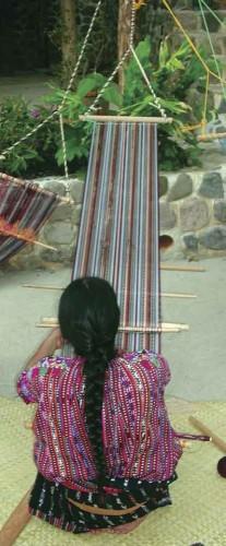 The Fundación Tradiciones Mayas (photo: Jane Mintz)