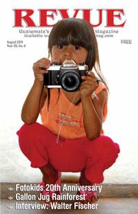 Revue Magazine August 2011