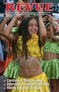 Mazatenango Carnival by Thor Janson - bushmanollie.com