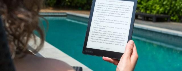 Kindle et piscine