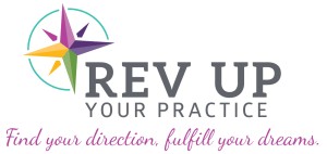 Rev Up Your Practice HD Logo