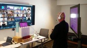 Jean-Guy Talbot, FCPA, FCGA presenting Rev Up - Virtual Event Bootcamp