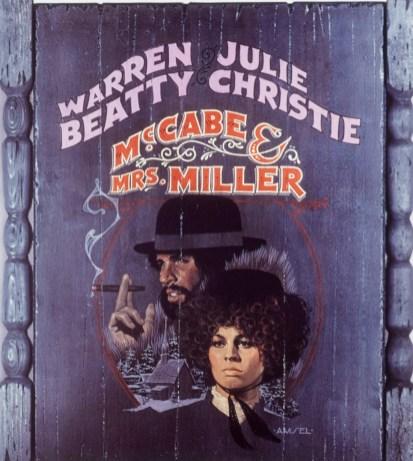 Mcabe Mrs Miller - poster