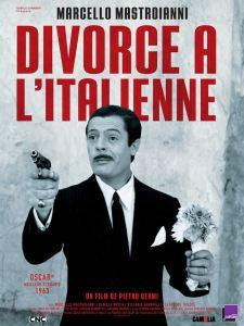 divorce à l'italienne affiche