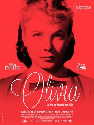 olivia affiche