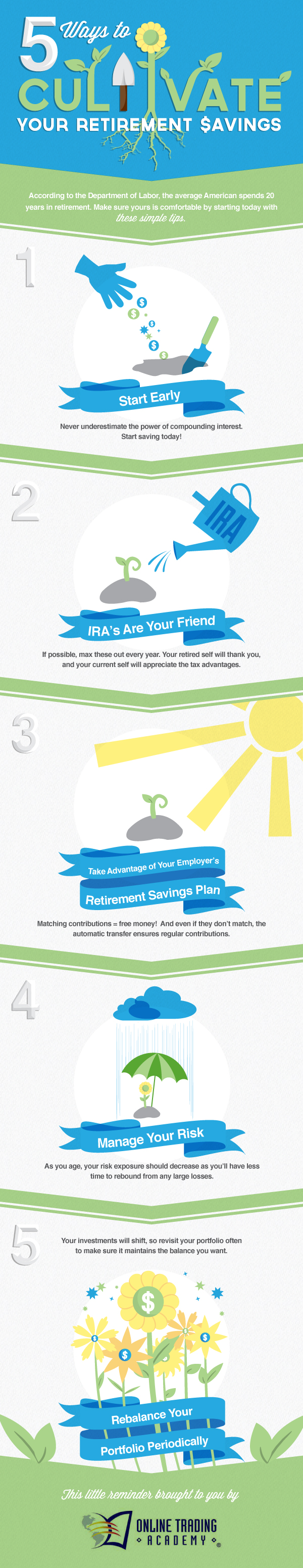 How-To-Save-For-Retirement-Infographic