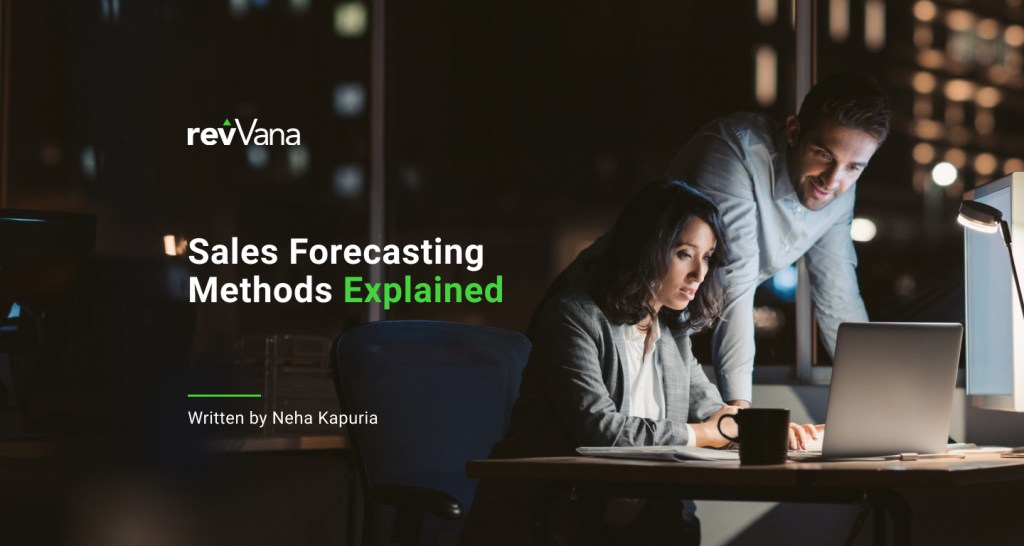 sales forecasting methods explained
