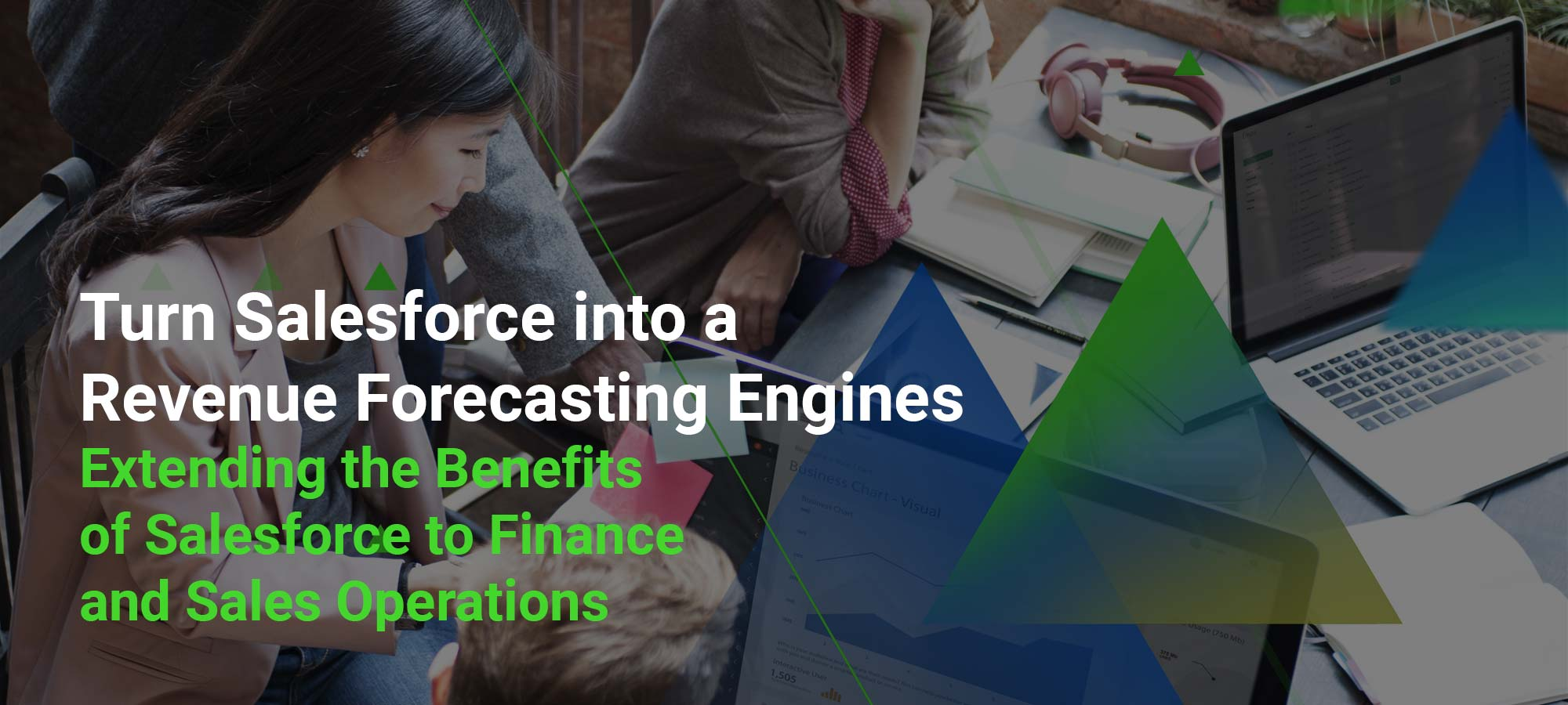Turn Salesforce into a Revenue Forecasting Engine