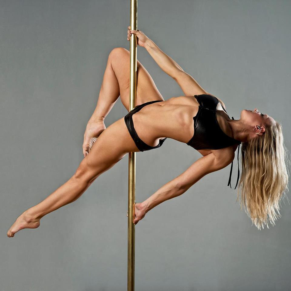Interviews  Blos Revved Up Pole pole dancing classes in