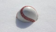 snow baseball