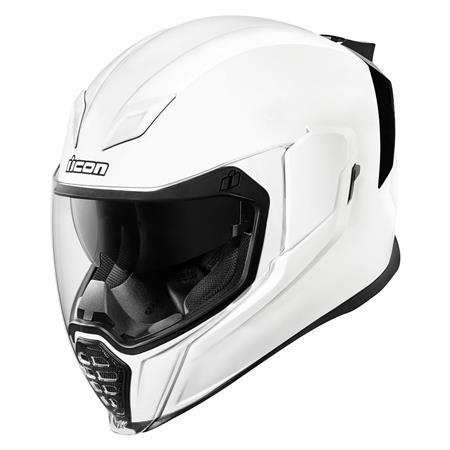 small shell size motorcycle helmets icon airflite helmet white rollover
