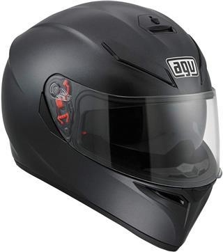 AGV K3 SV Motorcycle Helmet Matte Black