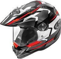 Arai XD4 Helmet Depart X Large Black AND Silver Frost Review