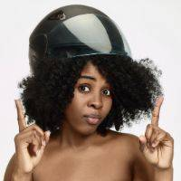 How to Wear a Helmet without Messing up Hair
