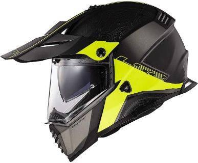 LS2 Helmets Blaze Xtreme Adventure Helmet