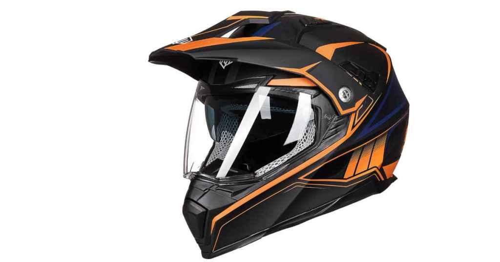 ILM 606v Dual Sport Helmet