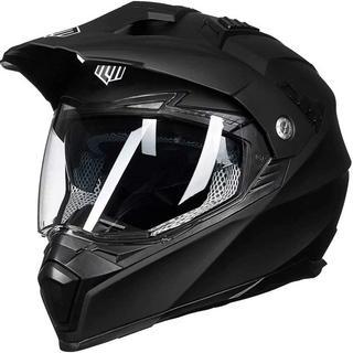 ILM Off Road Motorcycle Dual Sport Helmet