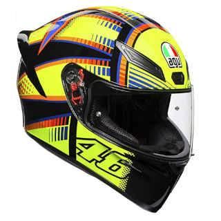 AGV Unisex Adult Full Face K1 Soleluna 2015 Motorcycle Helmet