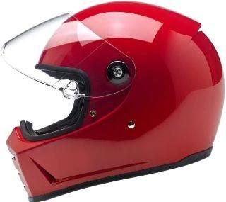 Biltwell Lane Splitter Adult Street Motorcycle Helmet