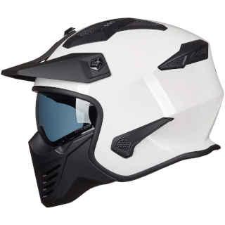 ILM Open Face Motorcycle Half Helmet
