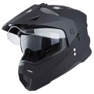 1Storm Dual Sport Motorcycle Motocross Off Road Full Face Helmet