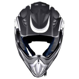 AHR H-VEN20 DOT Outdoor Adult Full Face Helmet