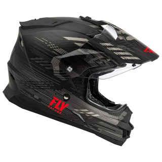 Fly Racing 2021 Trekker Helmet - Quantum
