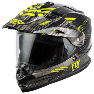 Fly Racing 2021 Trekker Helmet Quantum