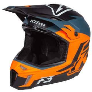 KLIM F3 Off-Road Motorcycle Helmet