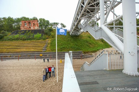 Błękitna flaga 2014 - fot. Robert Dajczak © www.agencjafilmow