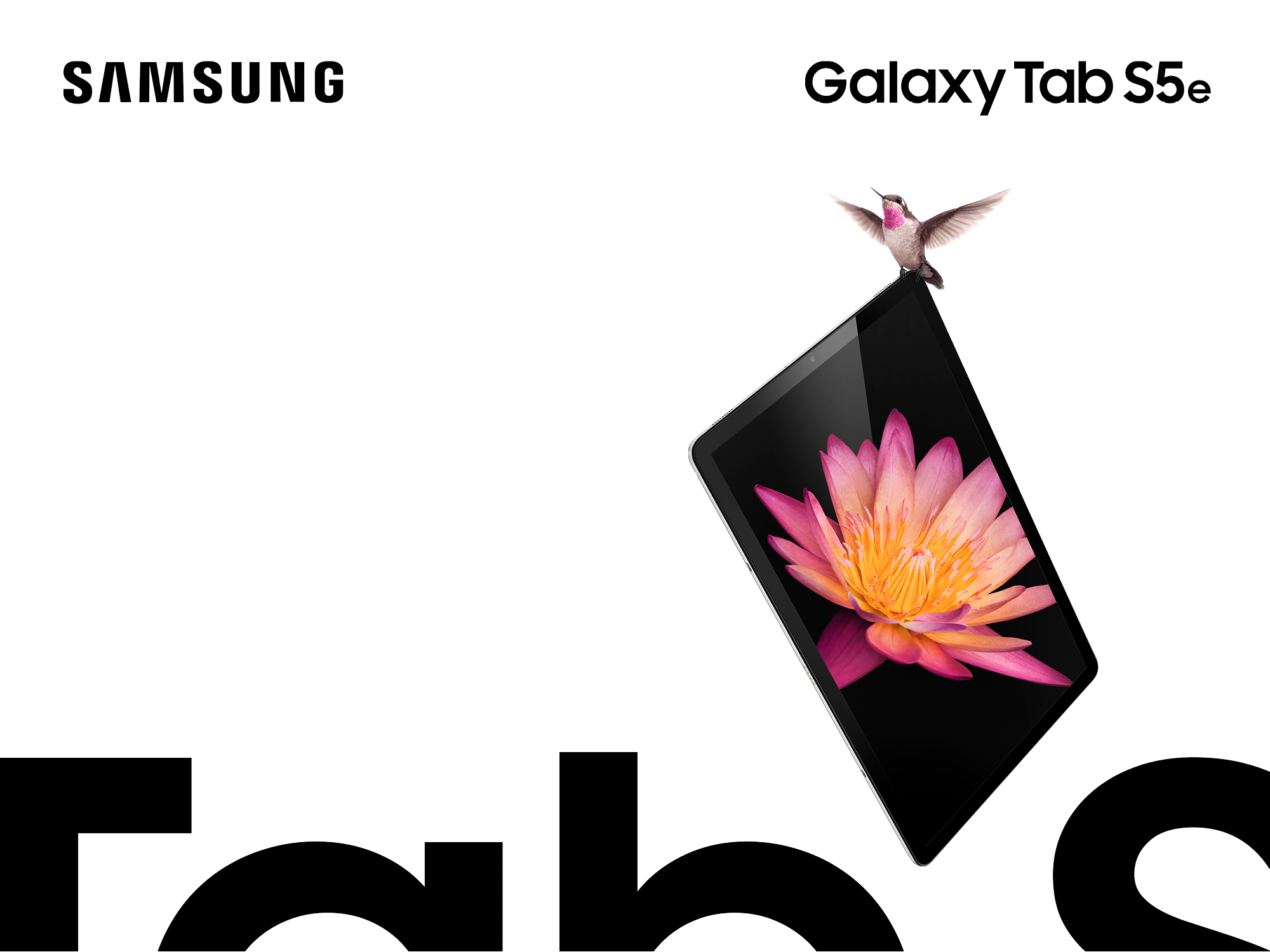 Samsung, Tab S5e, Available