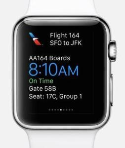 americanairlines APPAppleWatch