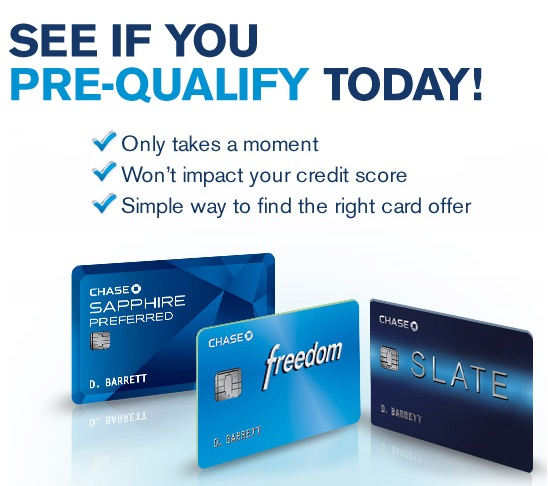 View Pre-Approved Credit Card Offers