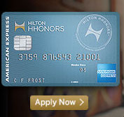 40,000 Hilton HHonors Bonus Points after you spend $750 in the first 3 months.