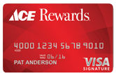 Ace Hardware Rewards Visa
