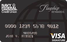 Navy Federal Flagship Rewards Visa