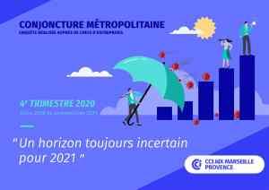 CONJONCTURE MÉTROPOLITAINE AIX MARSEILLE TRIMESTRE 4